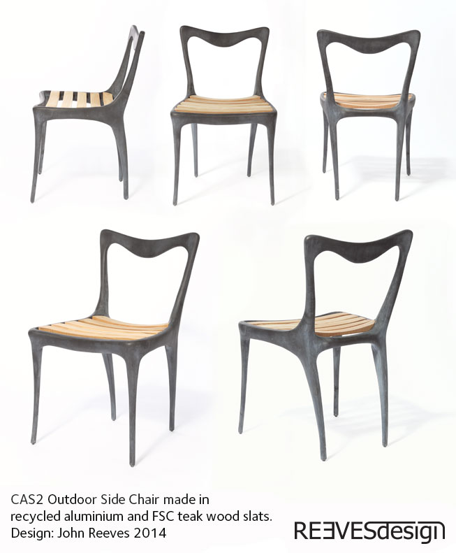 New release! CAS2 side chair