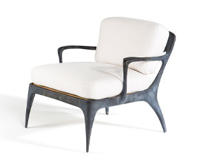 New for 2013, the CAS1 Lounge Chair