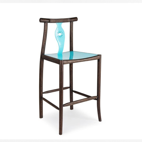 Dong Son Bar Chair