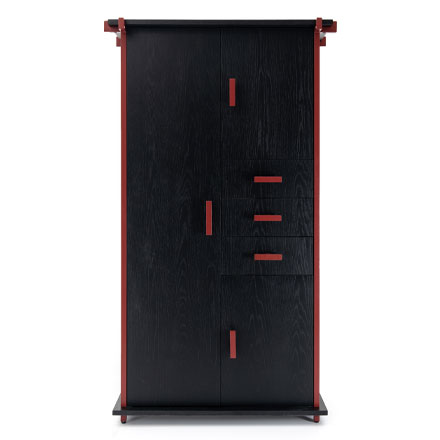 Dougong Tall Cabinet