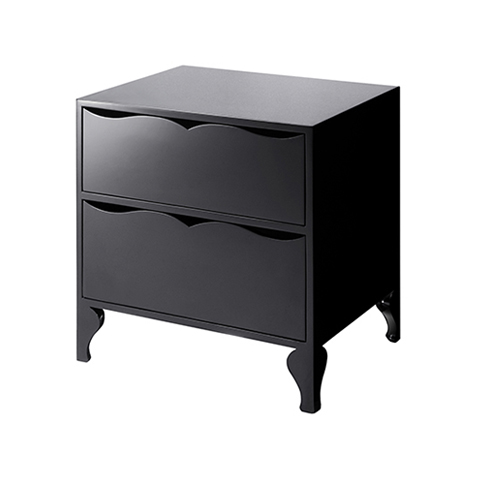Louis Chest of 2 Drawers