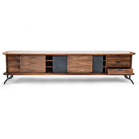 Talon Credenza (large media unit)