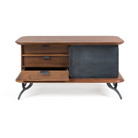 Talon Credenza (small media unit)