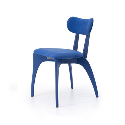 Talon Slot Colour Side Chair