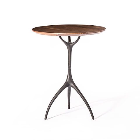 Talon Round Bistro Table